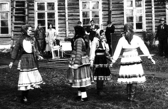 Предки марийцев жили в Ростовском княжестве и платили дань Великому князю Киевскому.