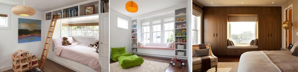 Место для встроенного шкафа: 7 вариантов - 4