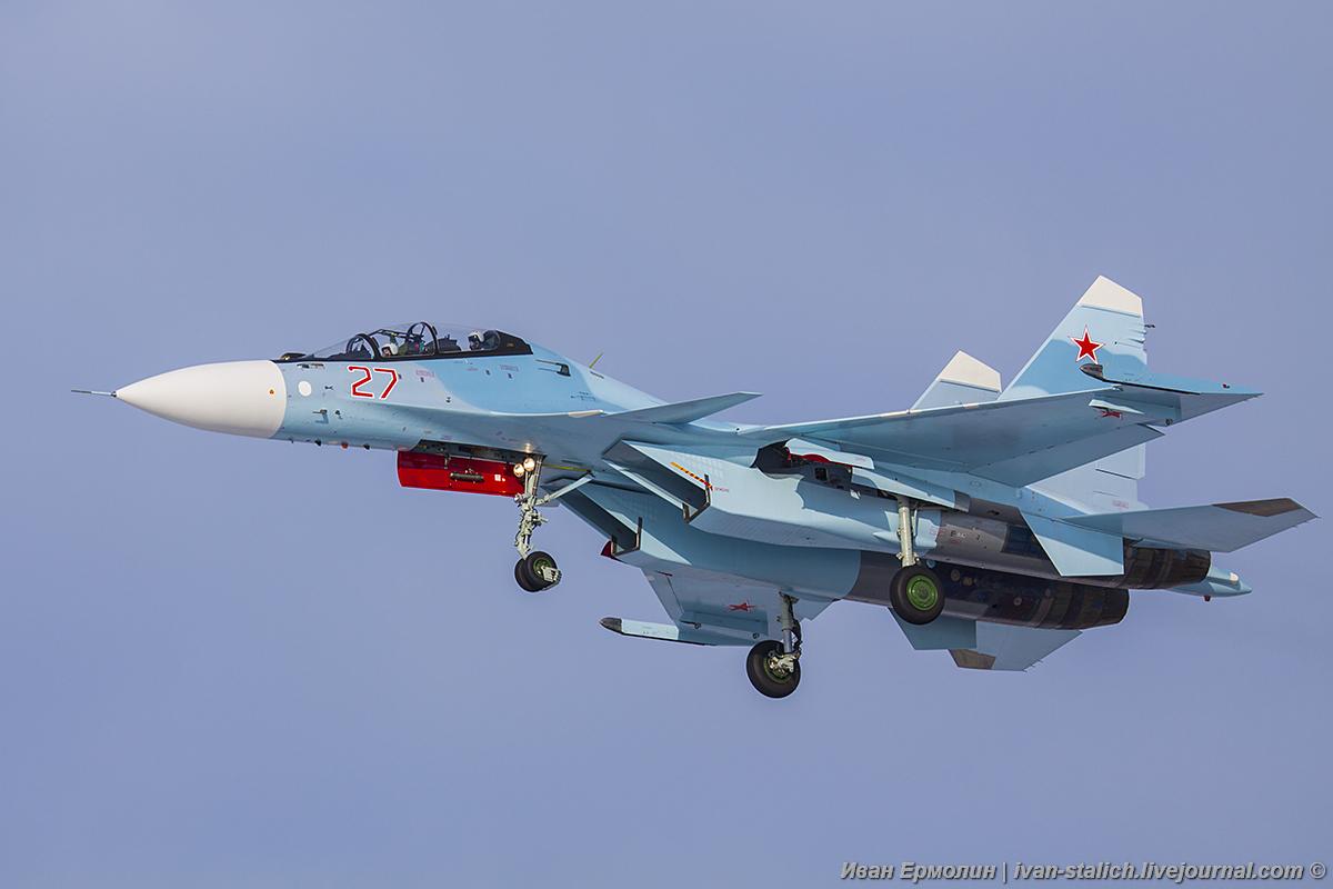 Пополнение ВВС России. 8 новых самолетов за один день