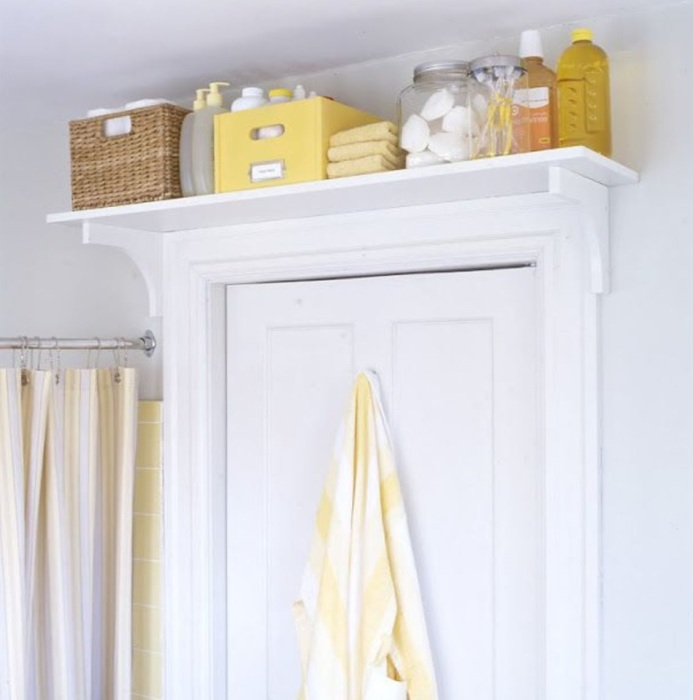 Когда в квартире тесно, а систем хранения совсем не хватает, то стоит обратить внимание на место под потолком.