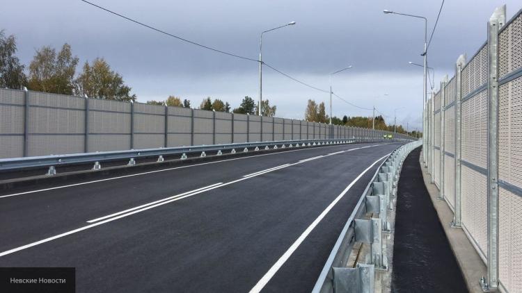 На участке трассы Калининград – Полесск целый год будет односторонне движение