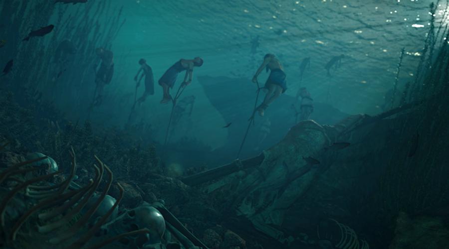 Ужас из бездны: мрачные находки открытого океана bloop