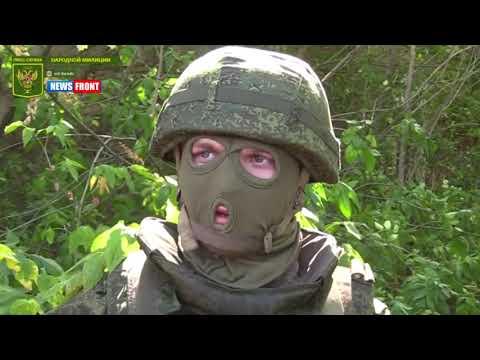 Провокации ВСУ с целью захвата Золотого-5