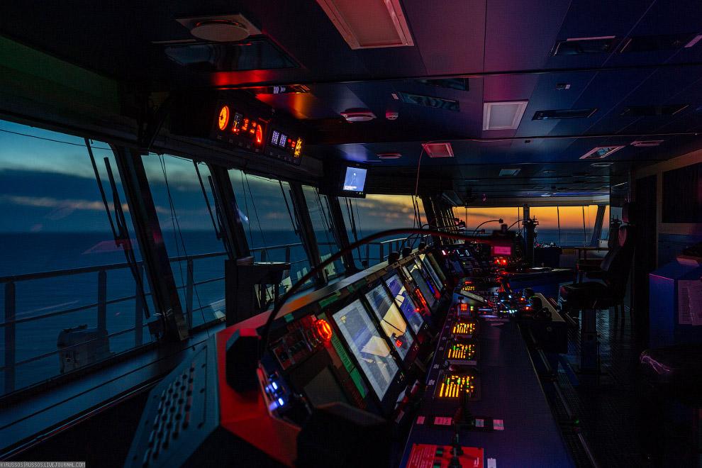 Устройство «Сердца» танкера»