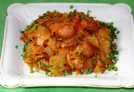 Рецепты солянки с фото салаты