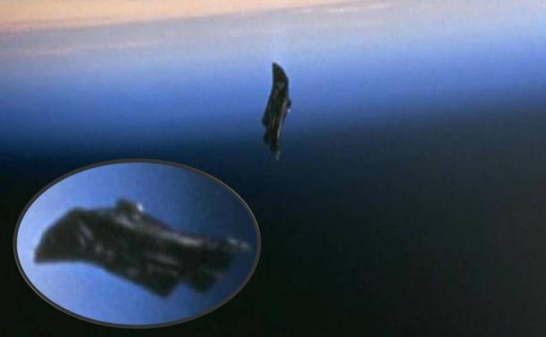 Черный принц - спутник инопланетной цивилизации на околоземной орбите
