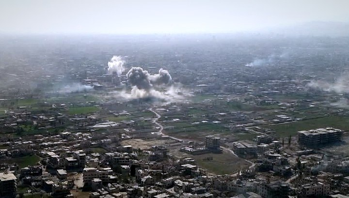 Сирийские ПВО отразили израильскую ракетную атаку