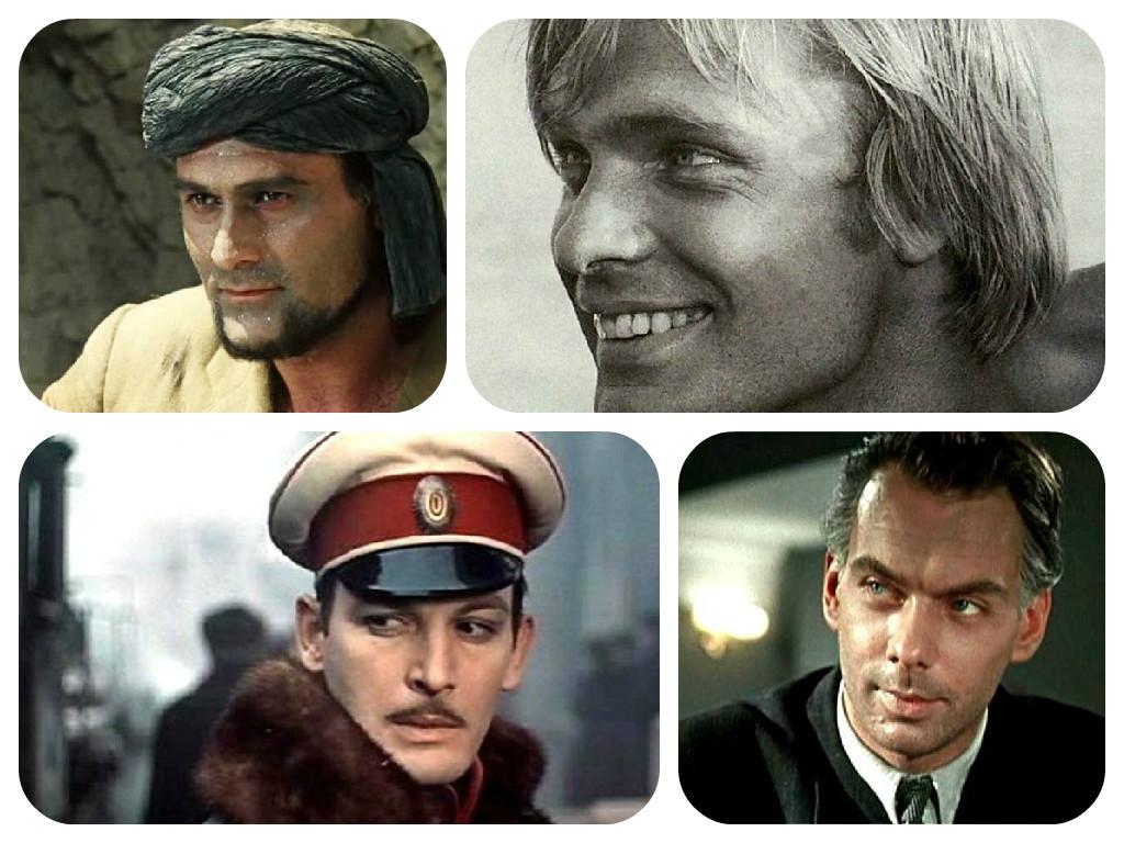 25 красавцев советского кино