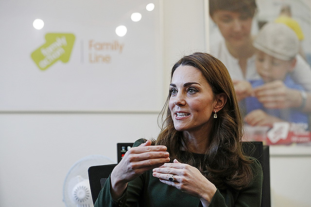 Кейт Миддлтон о воспитании принца Джорджа, принцессы Шарлотты и принца Луи: