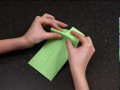Оригами. Лягушка.