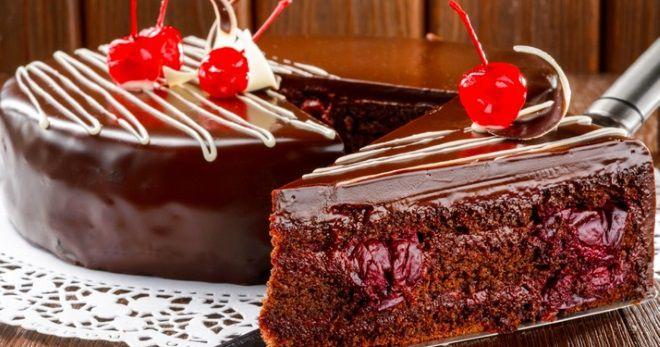 Торт «Пьяная вишня» - вкусные классические рецепты и новые нетрадиционные варианты