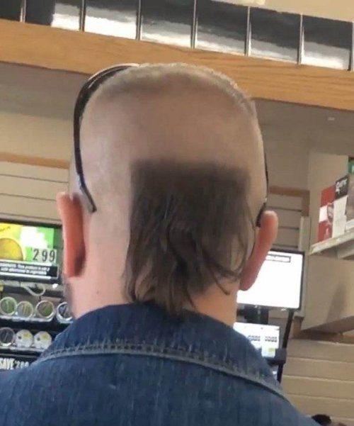 Лучше смени парикмахера!
