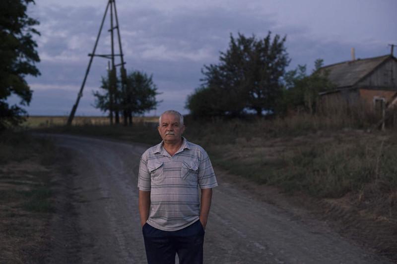 Пенсионер Александр Кузьминов променял суету большого города на домик в хуторе 1-й Россошинский. жизнь, интернет, люди, россия
