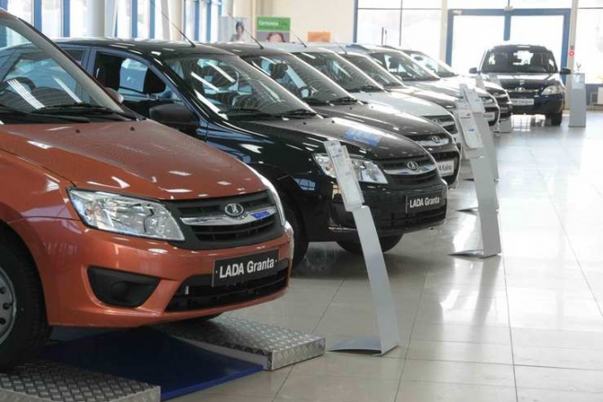Автомобили LADA подорожали с 15 февраля