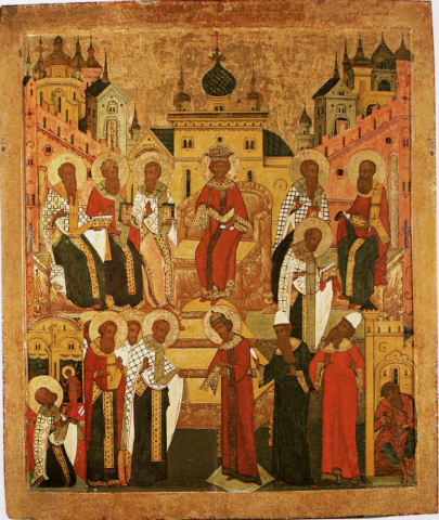 Освященное время Церкви: церковное новолетие и миротворный круг