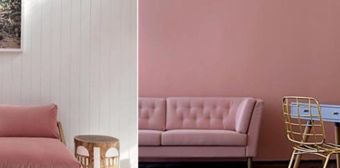 Нескучный дом: розовый кварц и все оттенки розового в интерьере вашего дома