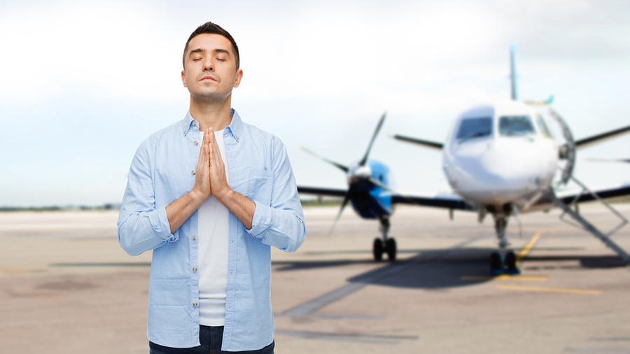 В самолёт без страха