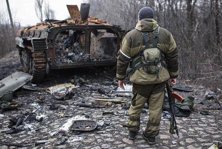 Поговорим о странностях войны на Донбассе