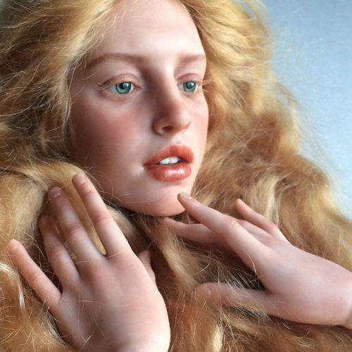 Реалистичные куклы от Михаила Зайкова