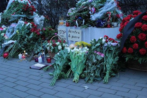 Теракты в Париже: нелицеприя…