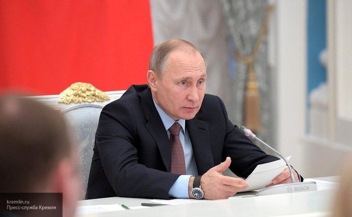 Путин: необходимо создать условия отдельного содержания для осужденных за терроризм