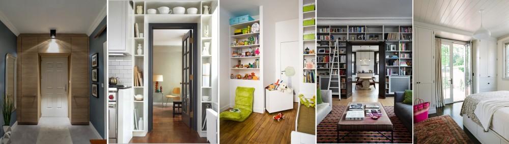 Место для встроенного шкафа: 7 вариантов - 10