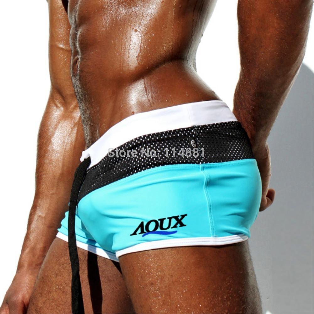 Мужские плавки и плавательные шорты — мода.