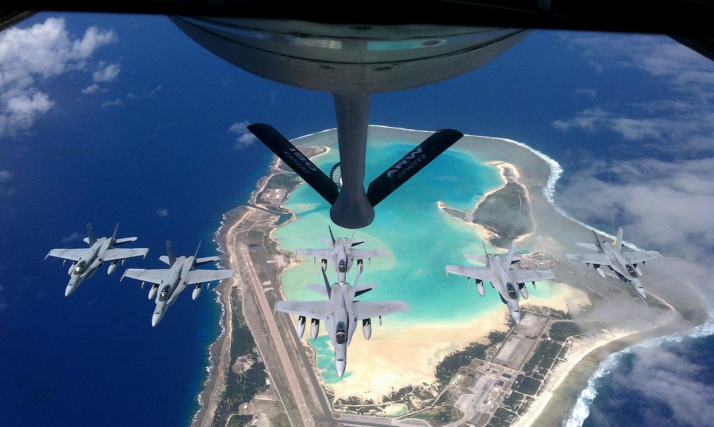 214 25 потрясающих фото от ВВС США