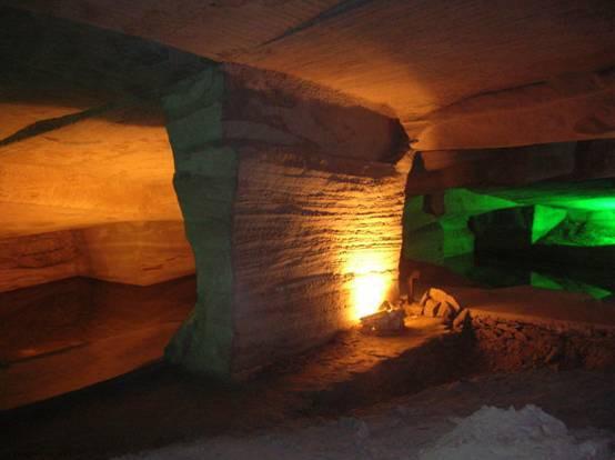 2. Гроты Лунью необъяснимое, очевидное-невероятное, удивительные места мира