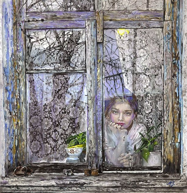 """Музыкальная минутка. """"Эта женщина в окне"""""""