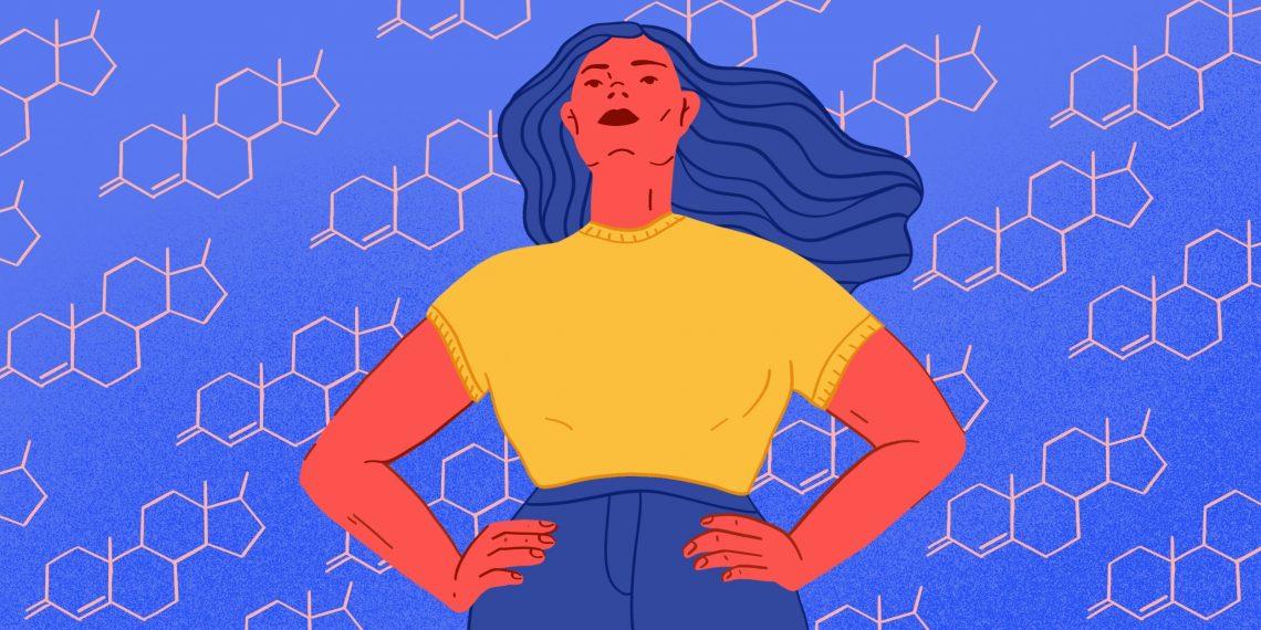 Тестостерон у женщин: почему он растёт, падает и что с этим делать гормоны,женщины,здоровье,тестостерон