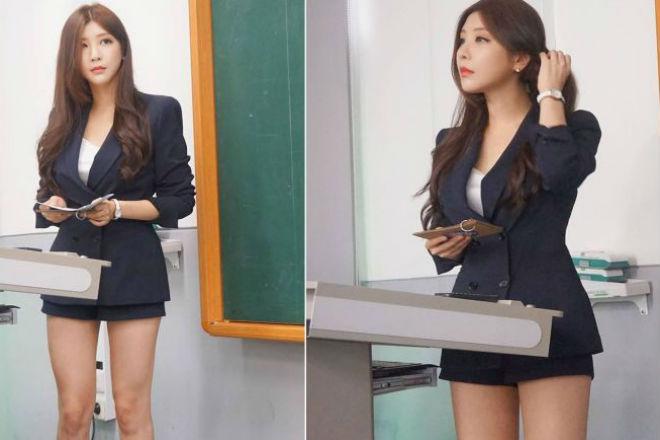 Самый красивый лектор Южной Кореи