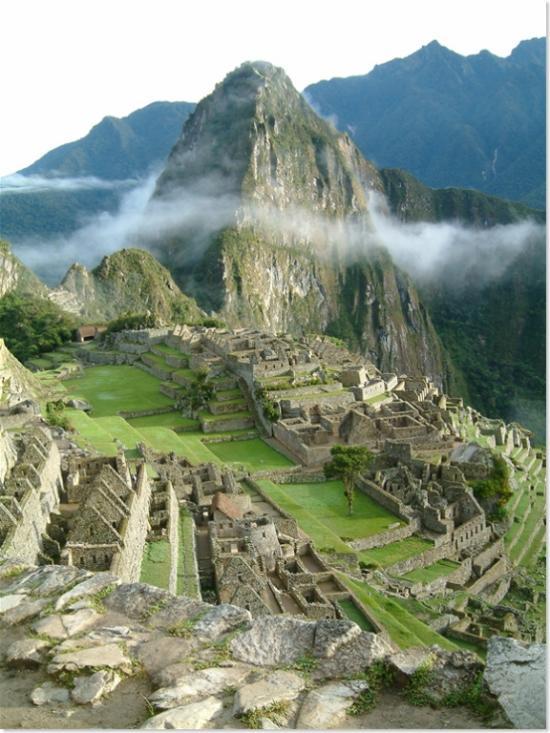 Мачу-Пикчу — город-легенда