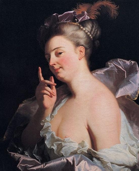 художник Гиацинт Риго (Hyacinthe Rigaud) картины – 11