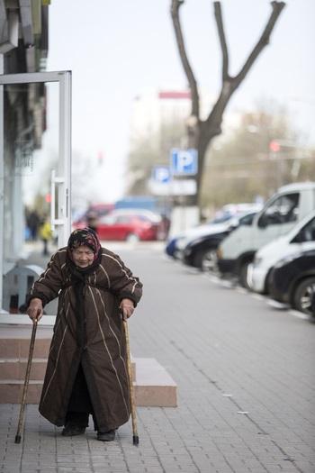 Пожилая внучка Максима Горького заблудилась в подмосковном Одинцово