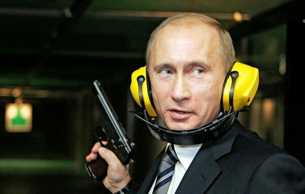 По заветам Олбрайт: Запад забыл что у руля России агент КГБ новости,события