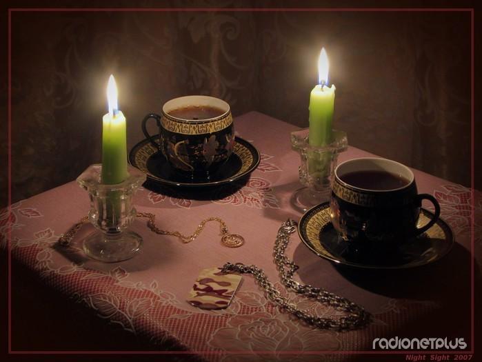 Открыток, картинки вечерний кофе на двоих