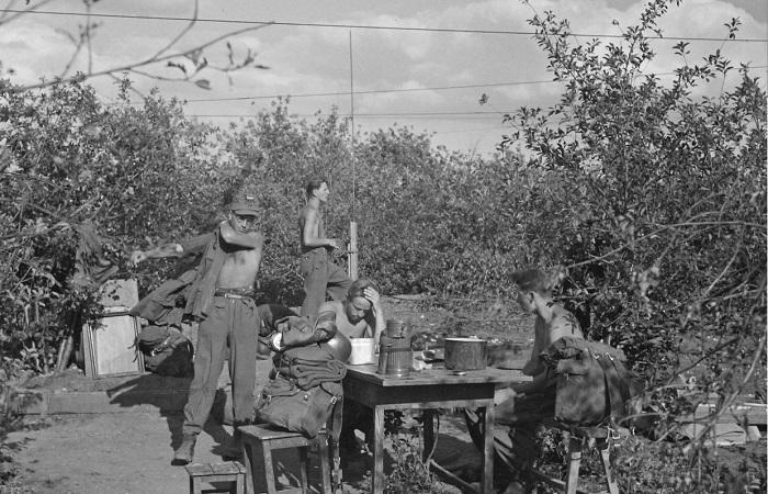 Фотография из немецкого архива.
