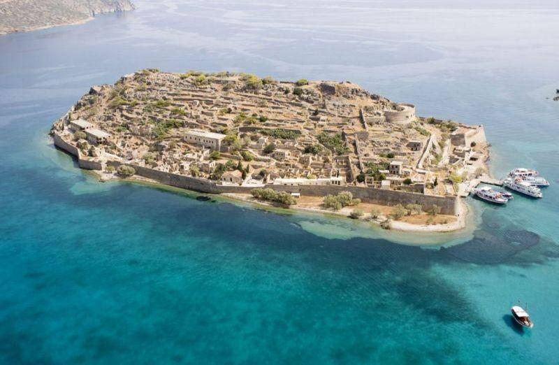 Спиналонга: крепость для съёмок приключенческого кино