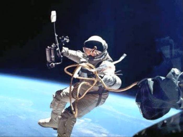 Фотографии, демонстрирующие эволюцию освоения космоса путешествия
