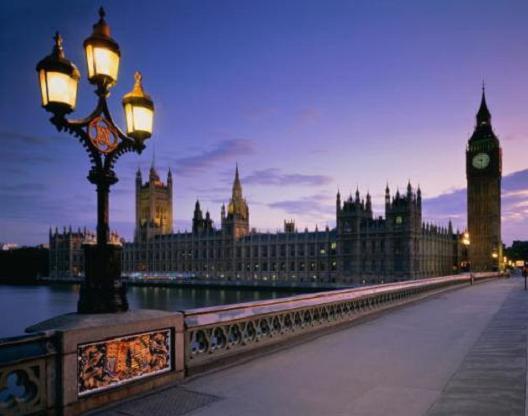 Лондонобад - столица Британского халифата!