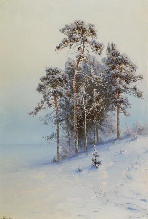 пейзажи Алексей Писемский - 08