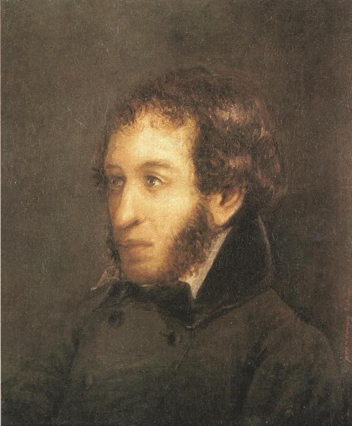 Почти детективная история картины, благодаря которой мы знаем, как выглядел Пушкин