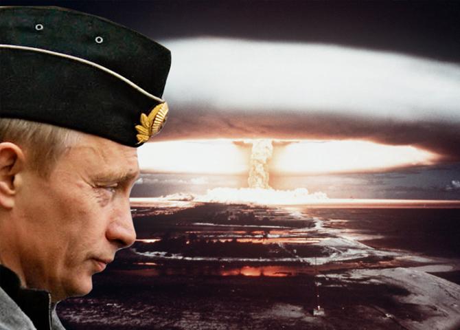 «Пулемёт выкопаю, всех порву!» Как правильно воспринимать Путина