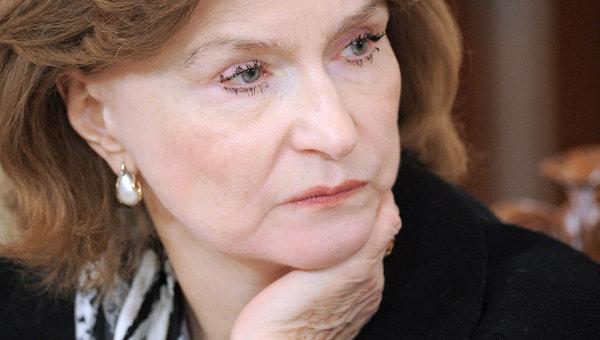 Наталия Нарочницкая: На Запа…