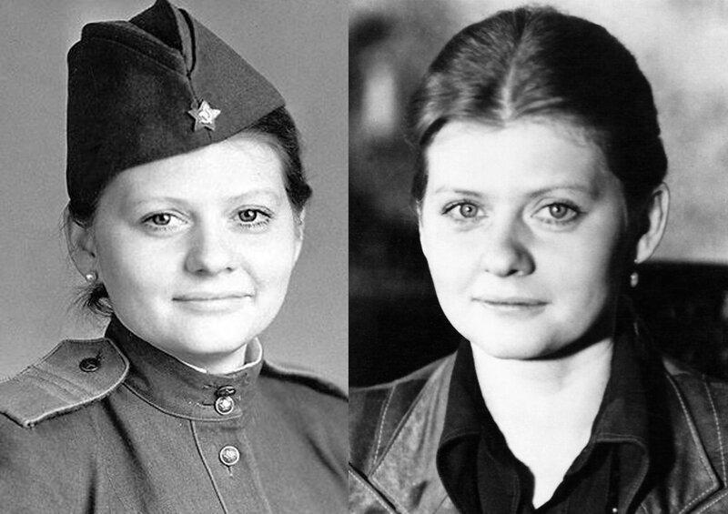 К 70-летию Ирины Муравьёвой актеры