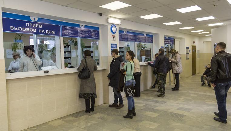 Взрослую поликлинику в микрорайоне Красная Горка построят к концу 2019 года