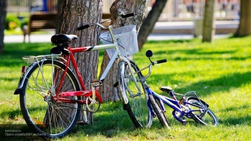 В Великих Луках с начала сентября украли три велосипеда