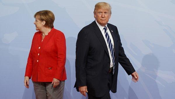 Это бунт. Германия отказала США в выплате ежегодной дани в $73 миллиарда