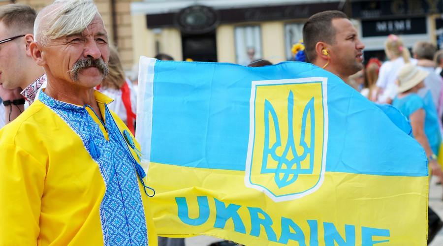 Полиция: Жители Украины стуч…